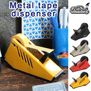 ■2019SS 新作■ Metal tape dispenser