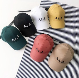 Korea Kids Alphabet Baseball Hats & Cap Cap