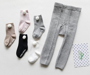 Kids Leggings Socks Socks Bonbon