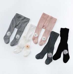 Kids Tights Stocking Flower Dance Socks Socks
