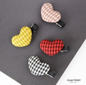 Head Accessory Heart Case Baby Birthday Celebration 4-color set