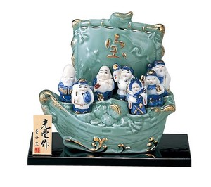 Ornament Somenishiki Seven Deities Of Good Luck