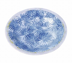 chinois Blue Leaf Planter