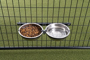 Pet House Resort Food Bowl