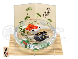 Japanese summer features Ornament Interior Play Fishbowl