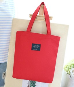 Tote Bag Ladies Diagonally Light-Weight Large capacity Tote Bag Inside Pocket Fastener