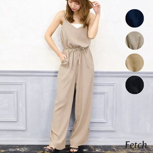 S/S wide pants Rompers
