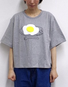 Over T-shirt Fried Egg