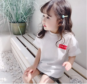 Korea Girl T-shirt Short Sleeve Casual