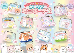 Character All Star Gamaguchi Mini Pouch