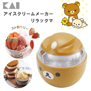 Ice Cream Rilakkuma KAIJIRUSHI for Kids Supply Orange