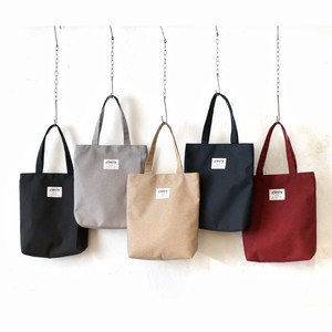 Water-Repellent A4 Tote