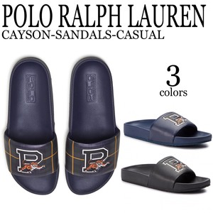 《即納》POLO RALPH LAUREN《2019春夏新作》■シャワーサンダル■CAYSON-SANDALS-CASUAL