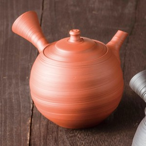 TOKONAME ware Circle Shape Japanese Tea Pot