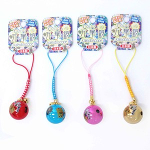 Japanese Style Strap Kaleidoscope Cell Phone Charm Strap Beckoning cat 4 Colors Assort