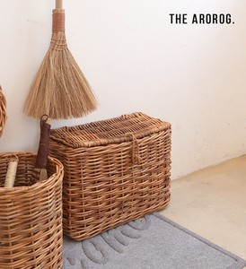 THE AROROG With Lid Slim Basket
