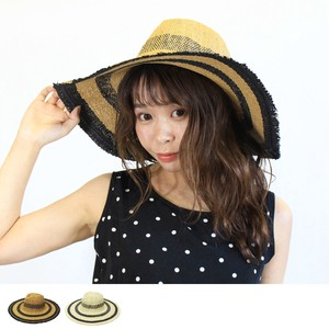 Border Paper Hat Hat Hats & Cap Elegant Adult Women Trip