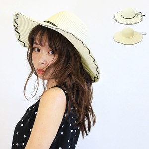 Tassel Ribbon Attached Straw Hat Hats & Cap Hat Hats & Cap Trip Travel Adult Women