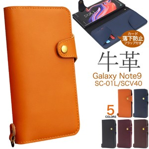 Fine Quality Smooth Cow Leather Use Note SC SC Cow Leather Notebook Type Case