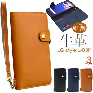 Fine Quality Smooth Cow Leather Use style Cow Leather Notebook Type Case