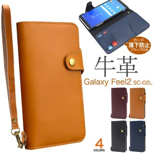 Fine Quality Smooth Cow Leather Use SC Cow Leather Notebook Type Case