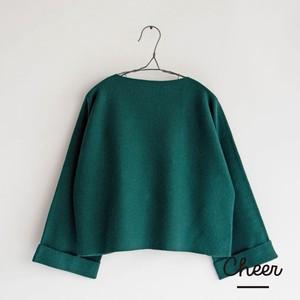 【先行予約】【秋冬新作】ロンタン ワイド セーター