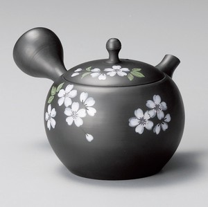 TOKONAME ware Small Dot Japanese Tea Pot