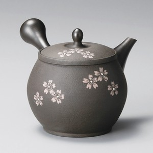 TOKONAME ware Round shape Japanese Tea Pot