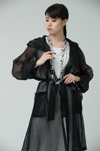 Phone Toyayanagi Dress Coat