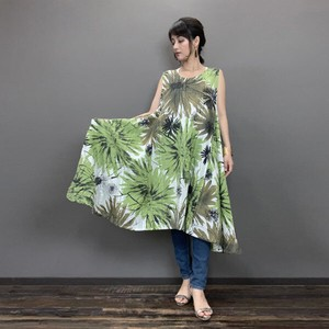 Soccer Good Flower Print Dress