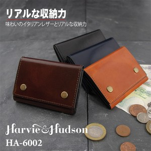 Ki Leather Three Wallet