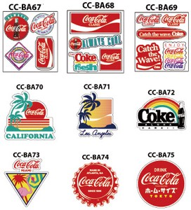 COLA/DRINK STICKERS