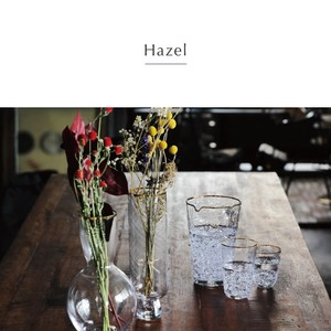 Gold-Rimmed Glass Series Hazel