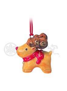 Happiness Ornament Interior Tree Ornament Reindeer