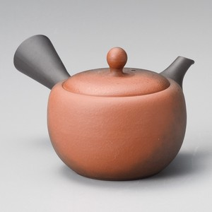 TOKONAME ware Kiln Change Small Dot Japanese Tea Pot