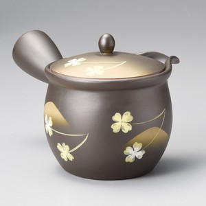 TOKONAME Ware Japanese Tea Pot Clover Japanese Tea Pot