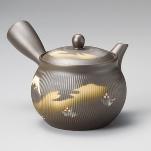 TOKONAME ware Fuji Japanese Tea Pot