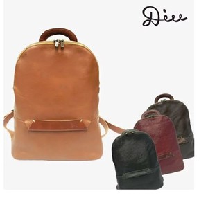 Leather Backpack Genuine Leather Ladies