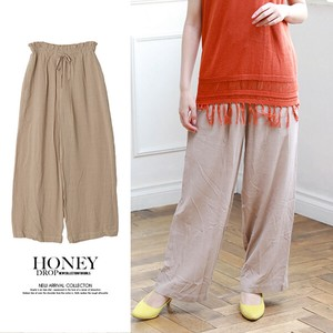 S/S Relax wide pants