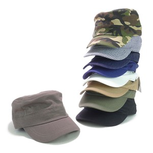 Herringbone Military Cap Young Hats & Cap