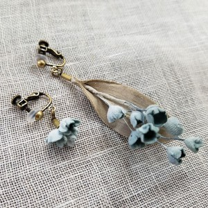 crea delice Lily Of The Valley Earring