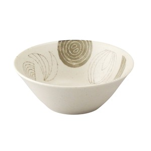 Bowl Mino Ware Daily Plates Casual Vegetables