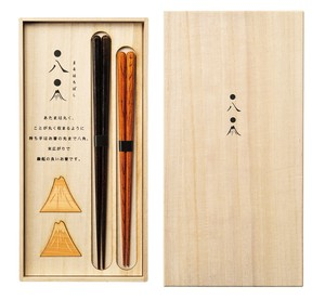 Chopstick Chopstick Natural Wood Gift Gift Wood Boxed
