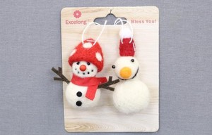 Snowman Ornament Set