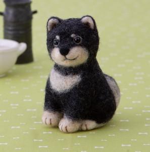 柴犬〈黒〉【犬】【日本製】【2019新作】
