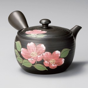 Japanese Tea Pot Kiln Change Camellia Japanese Tea Pot