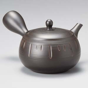 TOKONAME Ware Tokusa Japanese Tea Pot