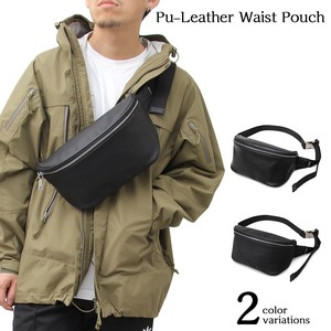 Leather Waist Pouch Body Bag