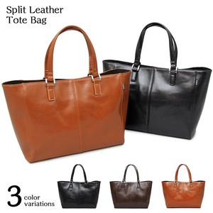 Leather Tote Bag Leather Tote Business Bag