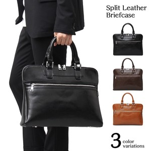 Brief Case Business Bag Leather Brief Case